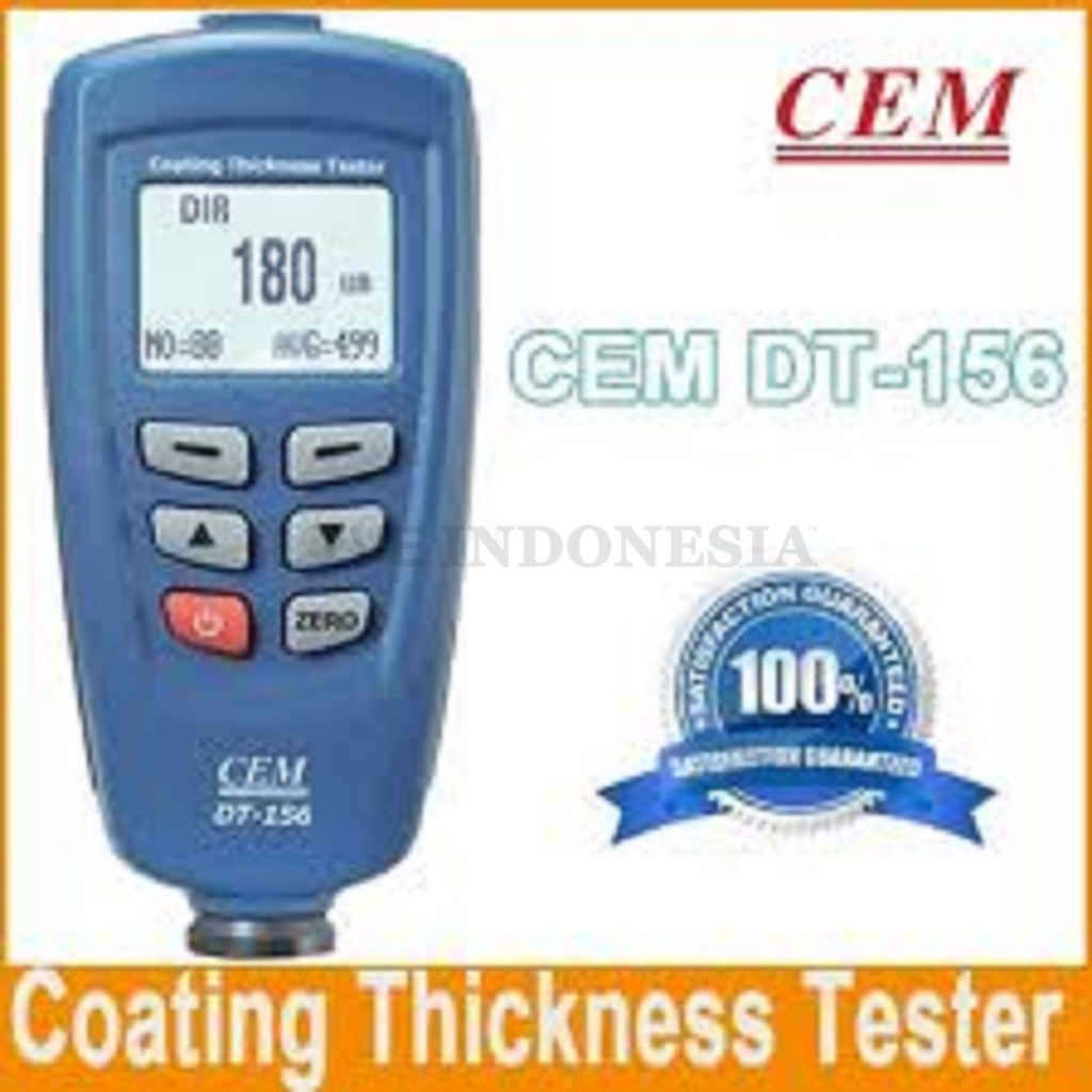 Neng : 087714476290 , Jual Coating Thickness CEM DT156