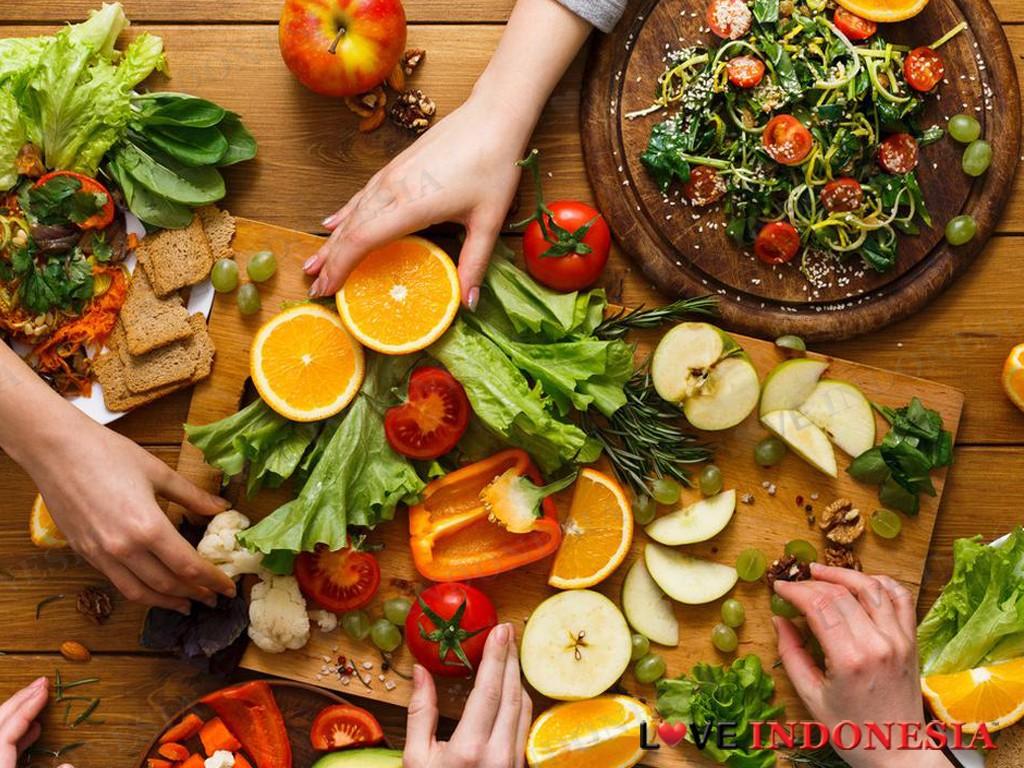 Indonesia Peringkat 16 dari 183 Negara Ramah Vegetarian, Siapa Juaranya?