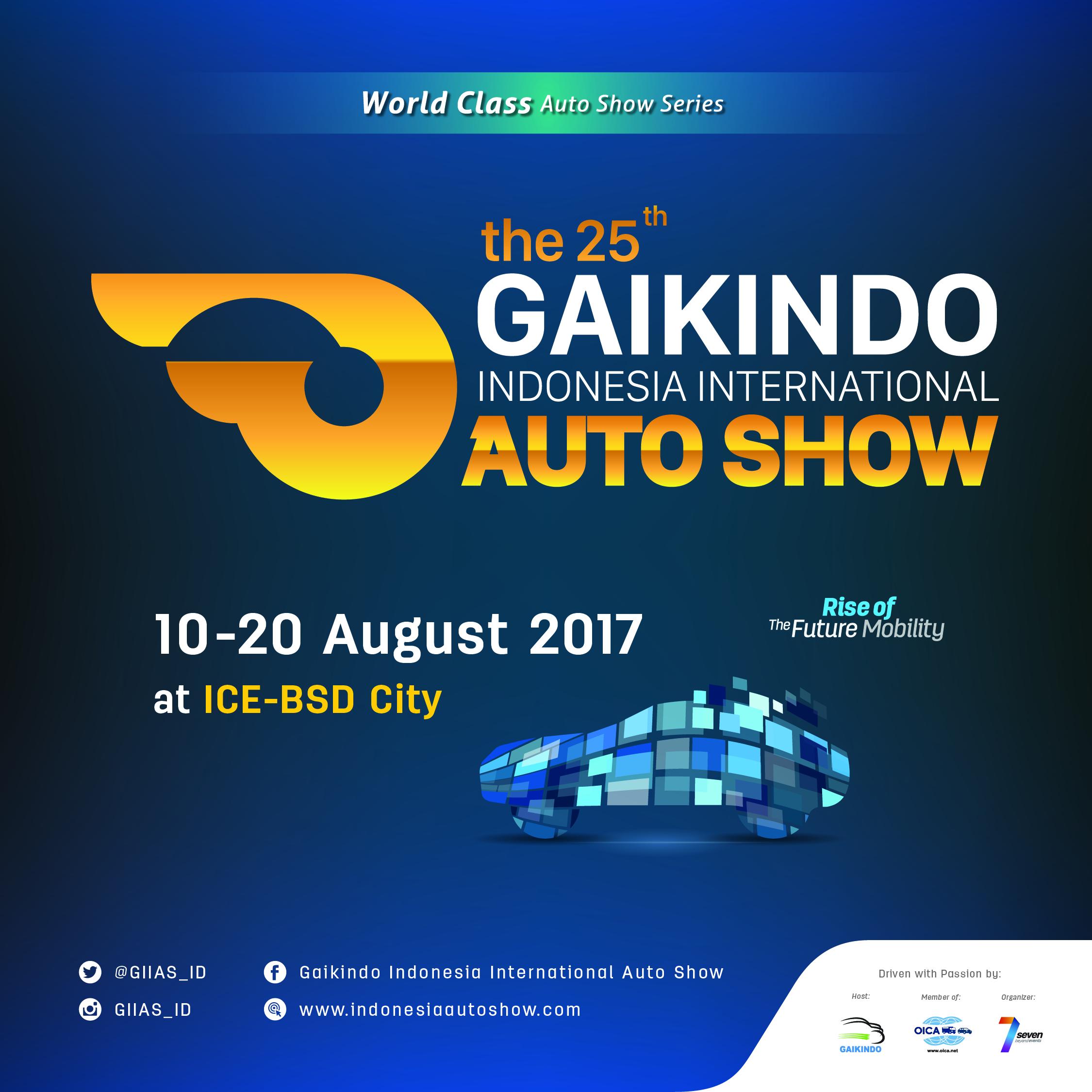 Gaikindo indonesia international auto show