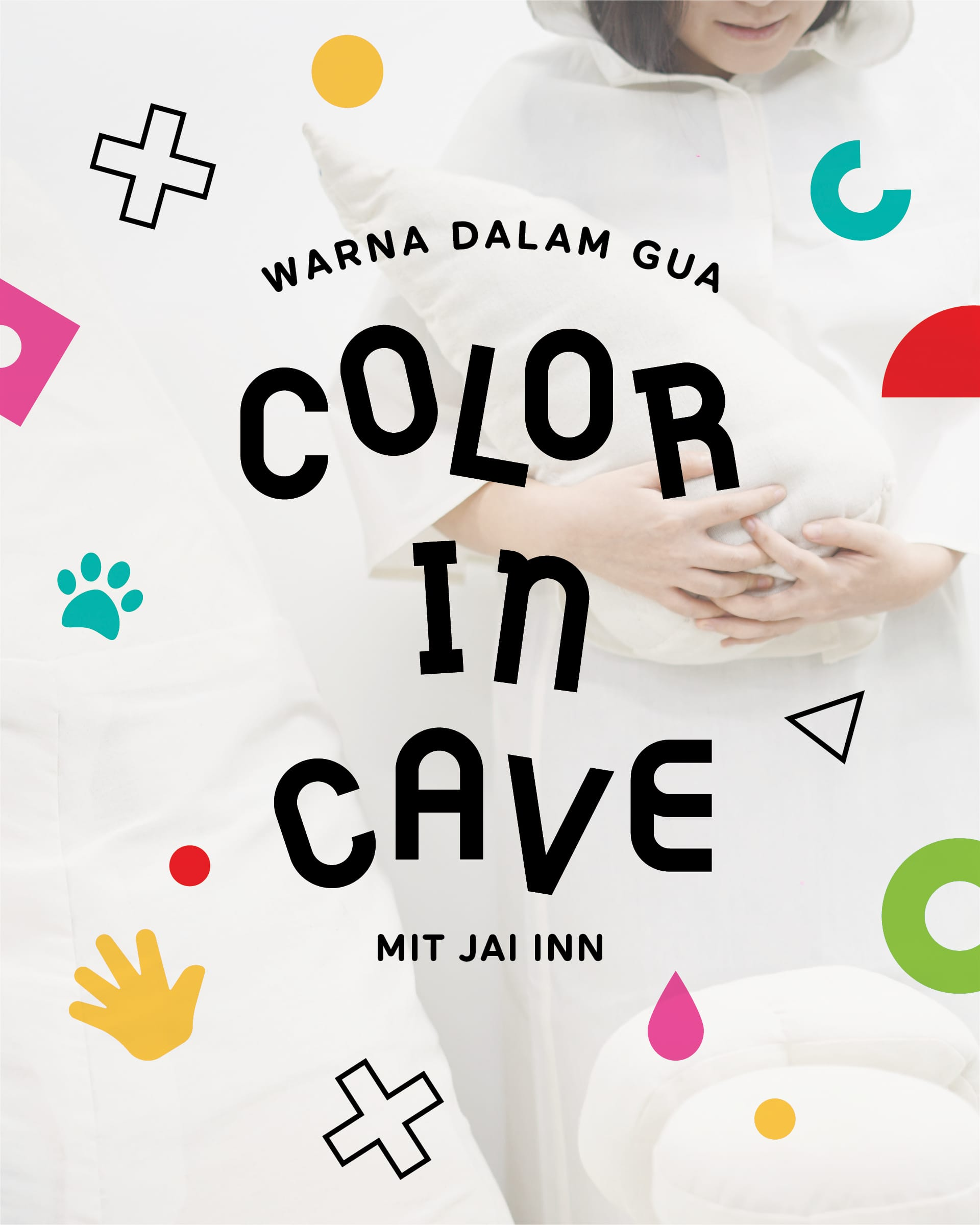 Children's Art Space Color in Cave by Mit Jai Inn  Thank you for reading! Read many other interestin