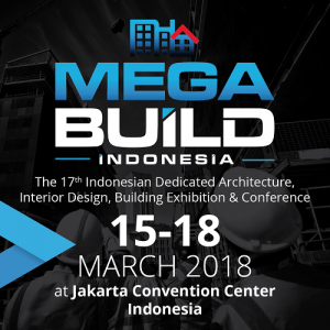 MEGABUILD INDONESIA EXPO 2018