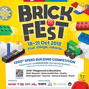 LEGO BRICKFEST SPEED BUILDING COMPETITION 2018
