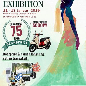 6th BEKASI WEDDING EXHIBITION
